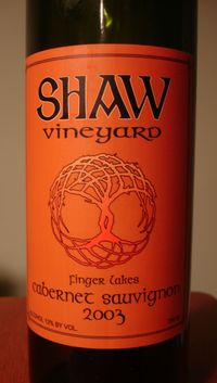 Shaw Label