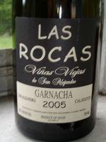 Spanish Garnacha