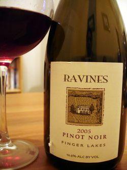 Ravines Pinot