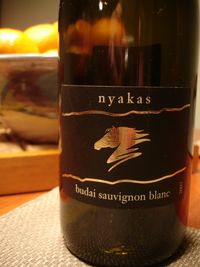 Nyakas Sauvignon Blanc