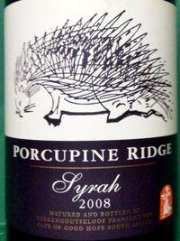 PorcupineRidge_Syrah_2008