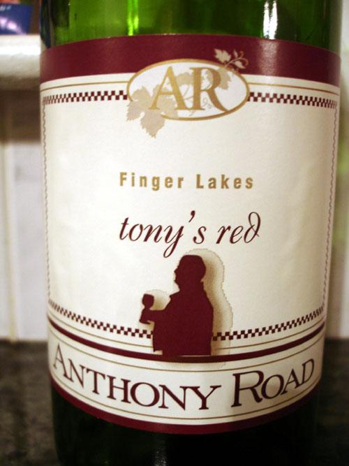 Tony's Red
