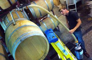 Wine-in-keg