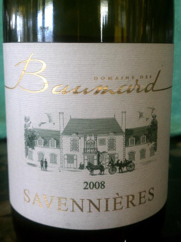 Baumard_Savennieres_2008