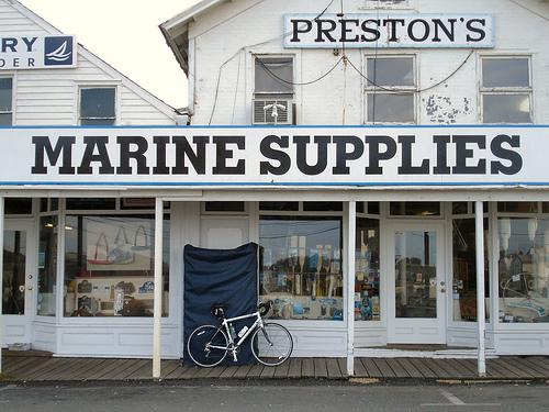 Preston's
