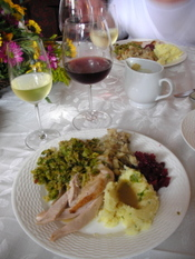 Thanksgivingplate