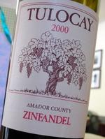 Tulocay_2000zinfandel