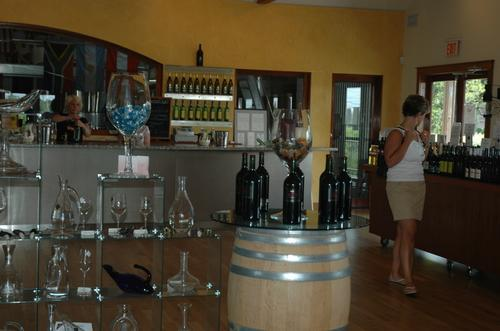 The Macari Tasting Room